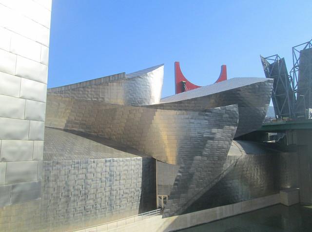 Guggenheim Museum, Bilbao, Exterior