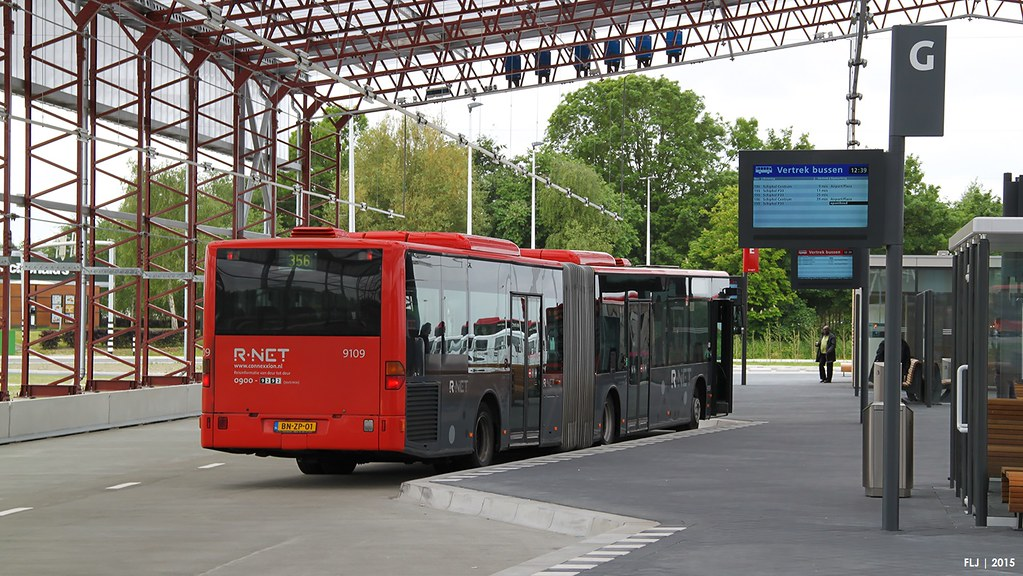 Connexxion Mercedes Benz Citaro O530g 9109 Bus 356 Kn