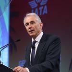 Tony Tyler, IATA, opens the IATA AGM
