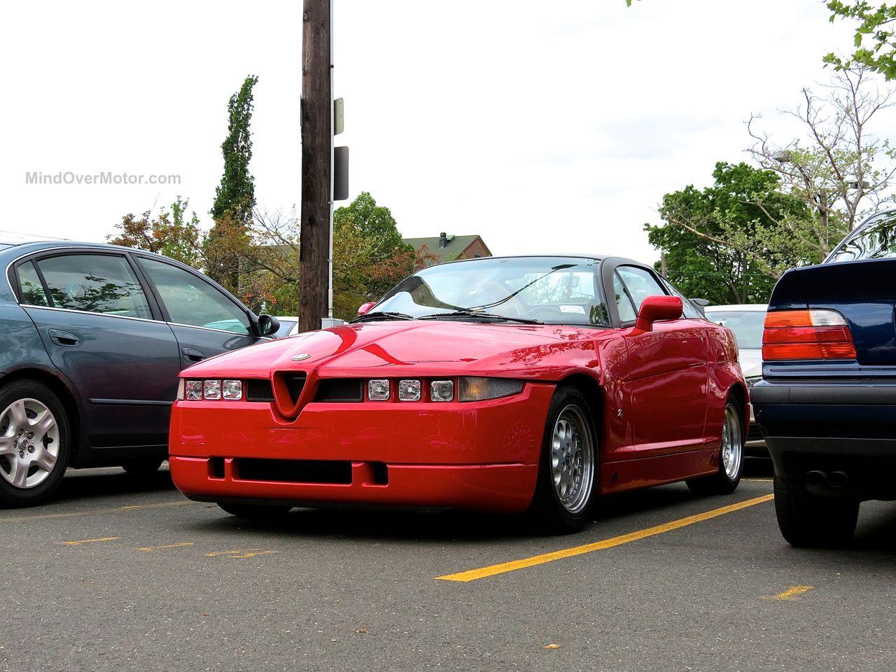 Alfa Romeo SZ Greenwich 1