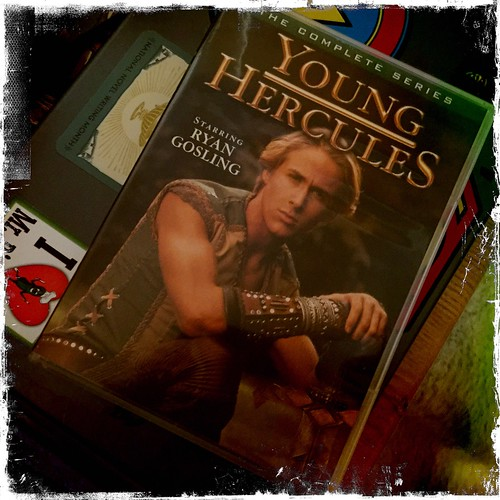 day214: Young Hercules finally arrived! | by walelia