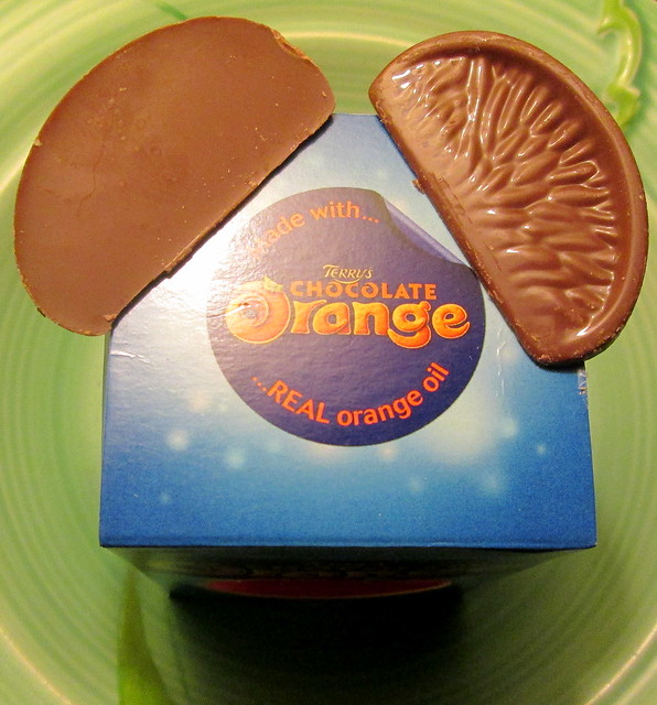 Terry's Chocolate Orange Shrunk!