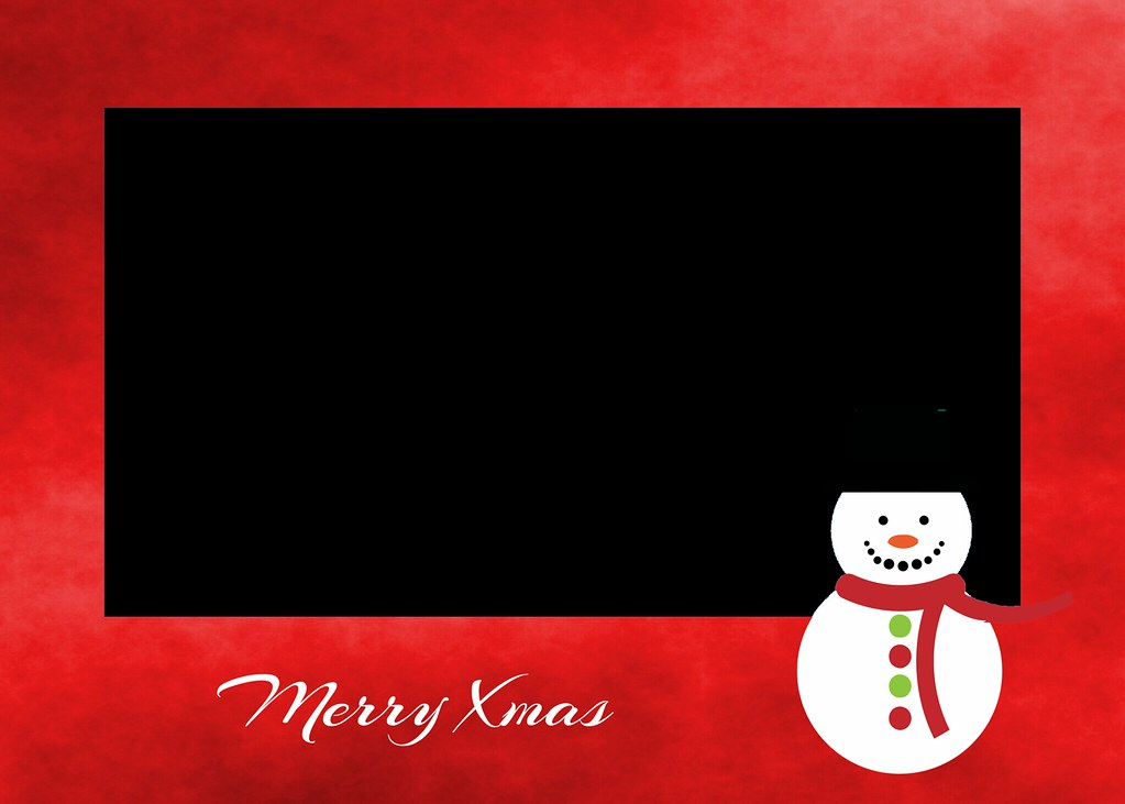 Xmas Frame • | ::Handmade frame for use in your artworks w… | Flickr