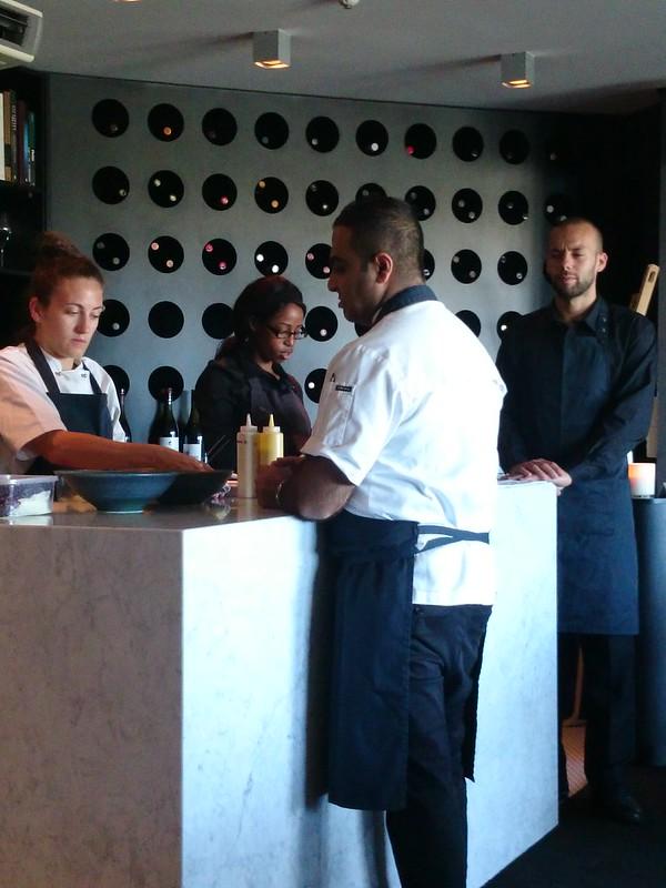 Sidart restaurant, Auckland