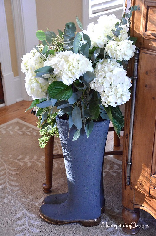 Ceramic Boots Vase-Housepitality Designs