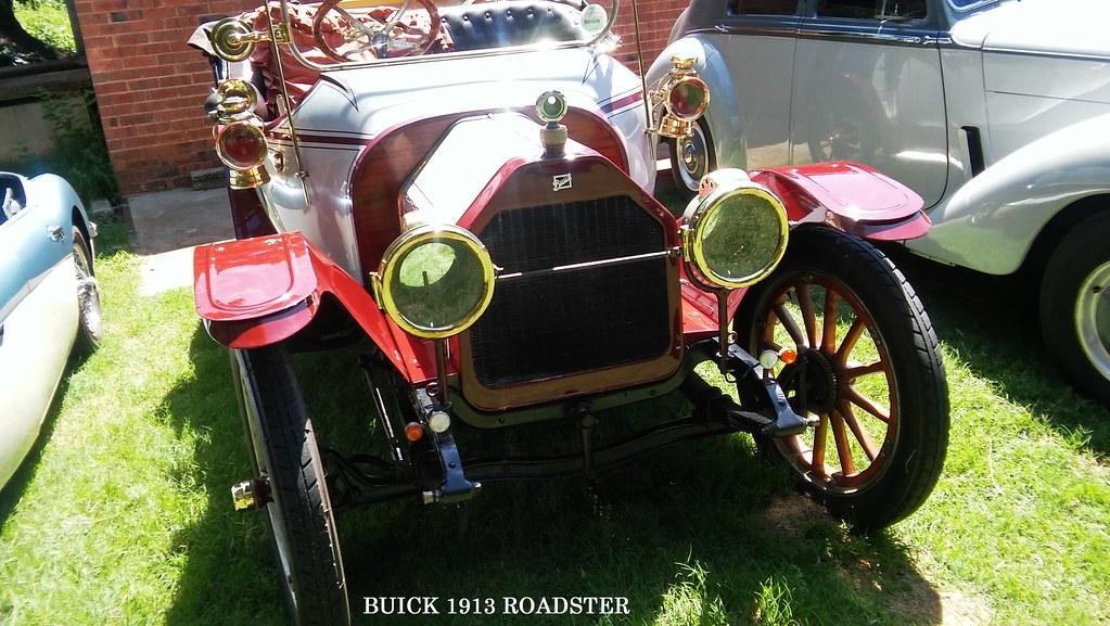 Buick 1913 Roadster at Vintage Veteran Club JHB 141   Flickr