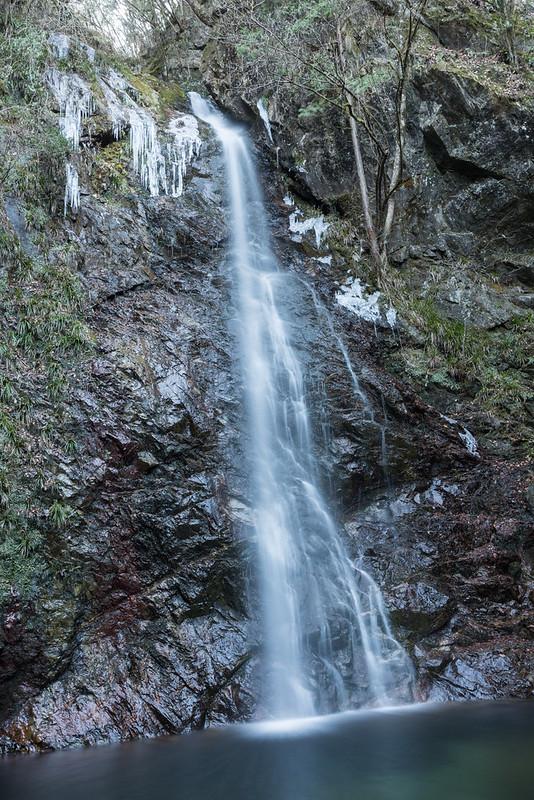 2017年 01月21日 払沢の滝