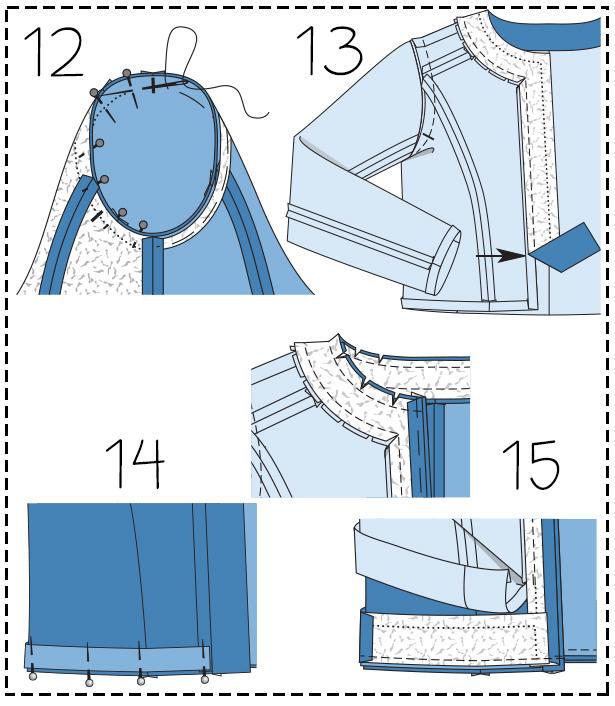 Steps 12 13 14 15
