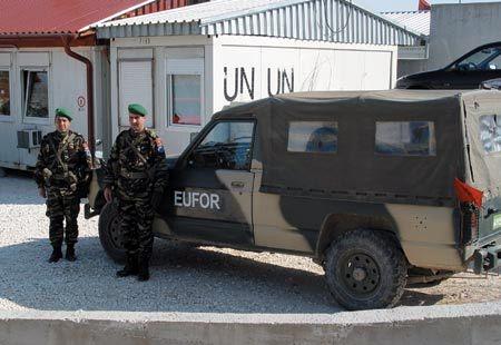 Les F.A.R. en Bosnie  IFOR, SFOR et EUFOR Althea 32557723070_232a96d564_o