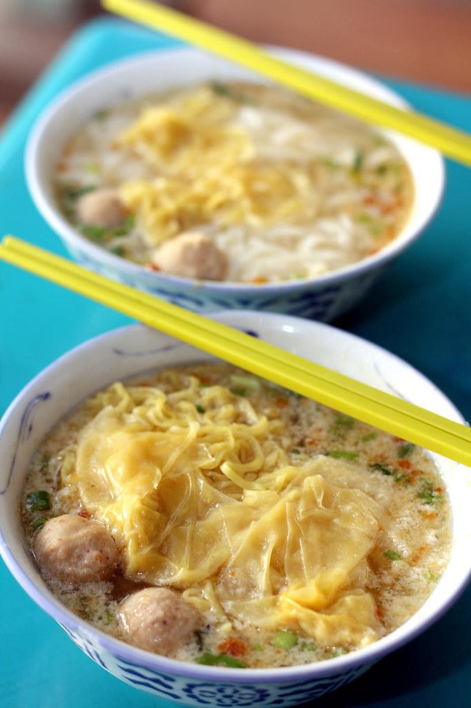 Tian Nan Xing Minced Pork Noodle