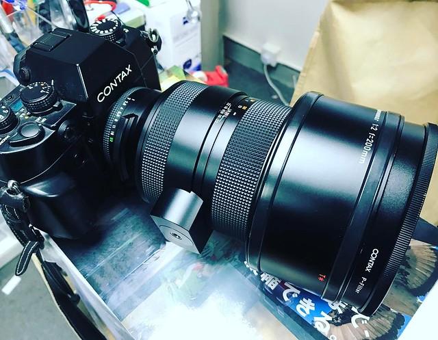 Contax APO-Sonnar 200mm f2
