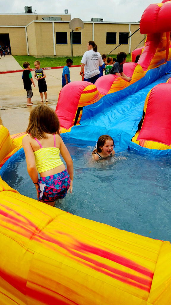 sass water slide