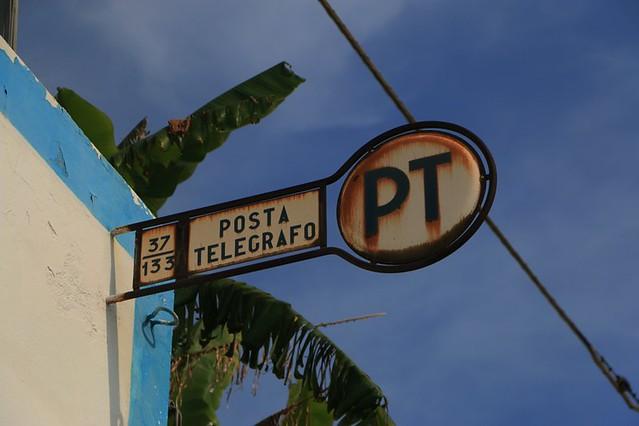 Posta e telegrafo
