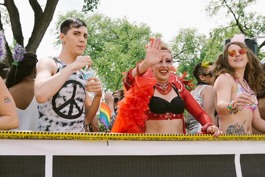 Winnipeg Pride Parade 2015