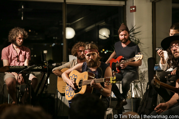 Motopony @ Sofar Sounds, LA 6/17/15