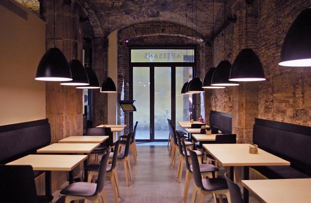 Restaurante Artesans Barcelona Monicositas