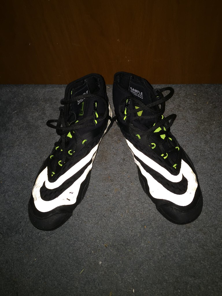 Nike Hypersweep Sample High. Really need to sell these. Si… | Flickr