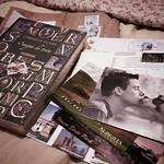 Coisa boa é ter visita do carteiro! #books #skoobplus #postcrossing #postcards #incoming #letters