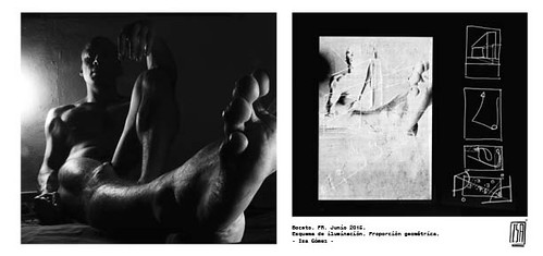 Boceto / Estudio / Díptico A1