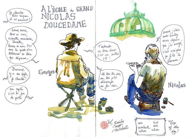 Strasbourg haussmannien - Nicolas Doucedame