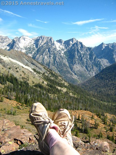 Kicking the Feet Up at Teanaway | by Anne's Travels