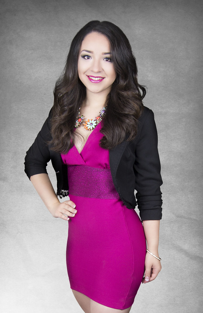 maria perez reporter morning show host for good day vall flickr
