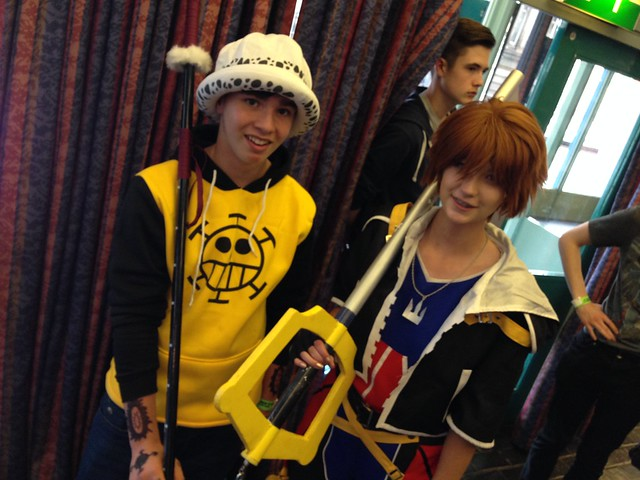 Preston Comic-Con 2015 - Kingdom Hearts