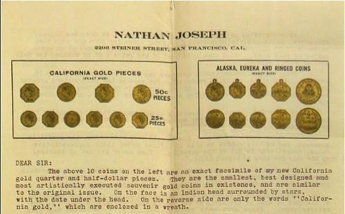 1910-JOSEPH, NATHAN Circular