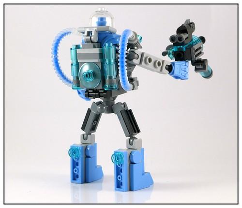 LEGO The LEGO Batman Movie 70901 Mr. Freeze Ice Attack 02