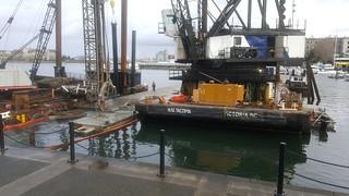V2V Ferry Dock