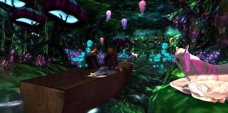 Emerald Caverns, Love Tunnel