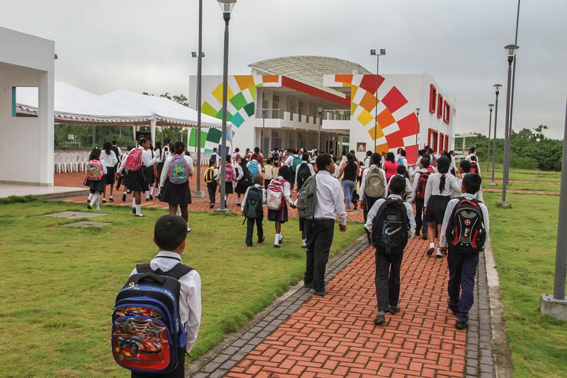 Inauguración UEM Malimpia- Quinindé