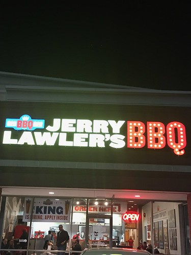 1700 Jerry Lawler's BBQ