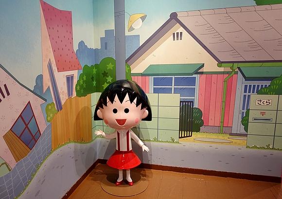 小丸子展日本旅行09