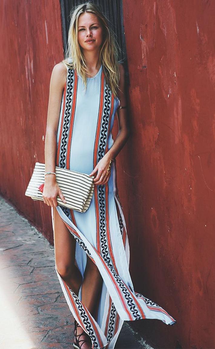 Maxi Skirt & Maxi Dress outfit inspiration05