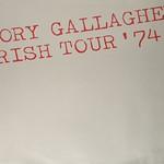 RORY GALLAGHER IRISH TOUR '74 GATEFOLD/FOC