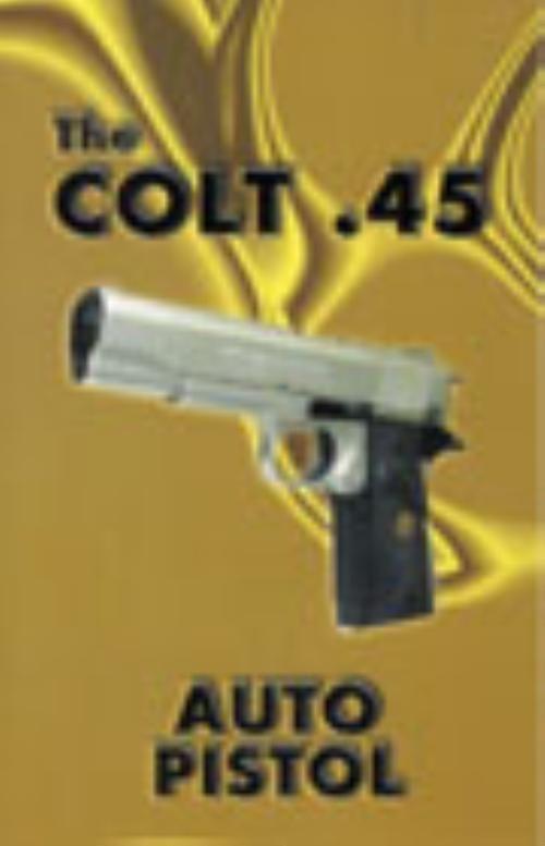 Colt 45 Auto Pistol 1911 A1 Gunsmith Manual Tech Guide | Flickr