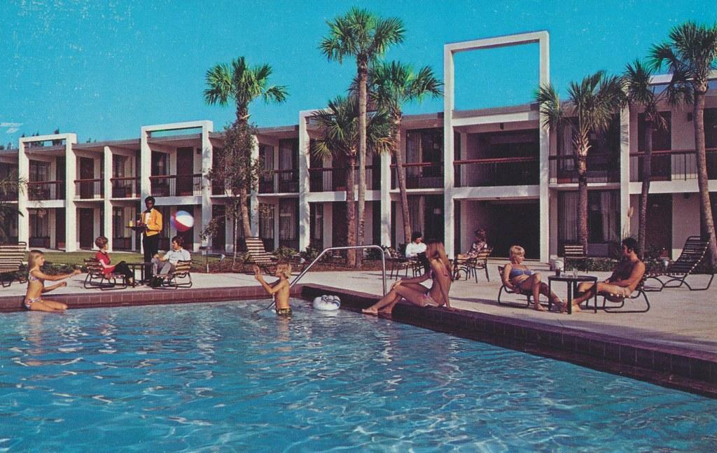 Sheraton-Parkway Inn - Orlando, Florida