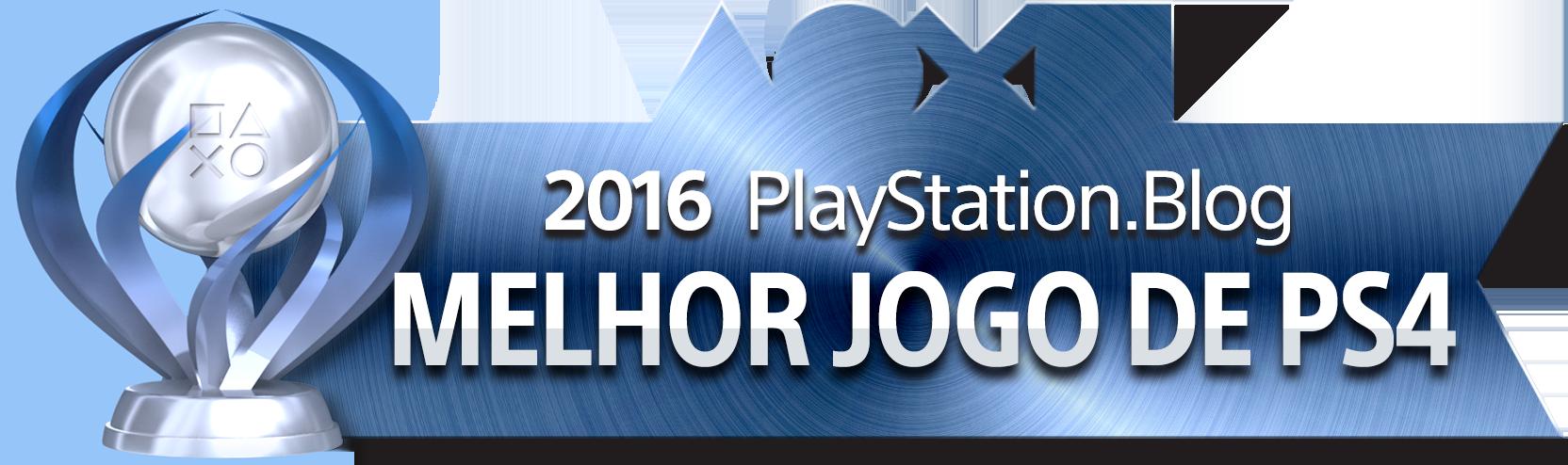 Melhor Jogo de PS4 - Platina