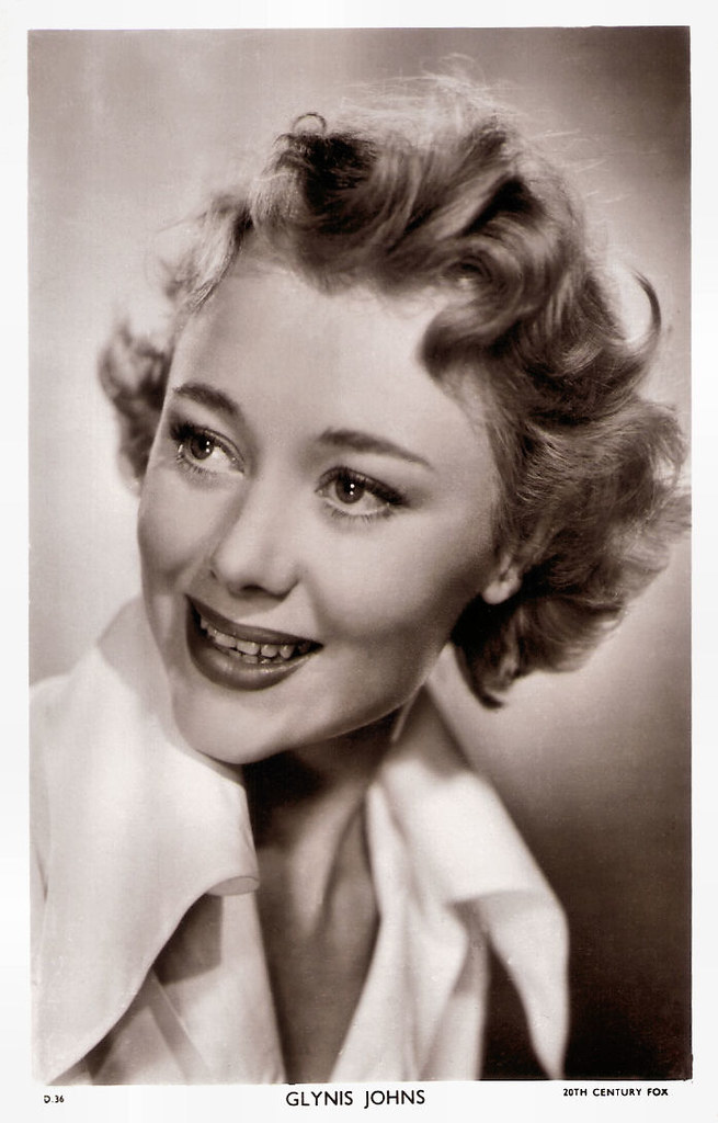 Glynis Johns Glynis Johns | British...