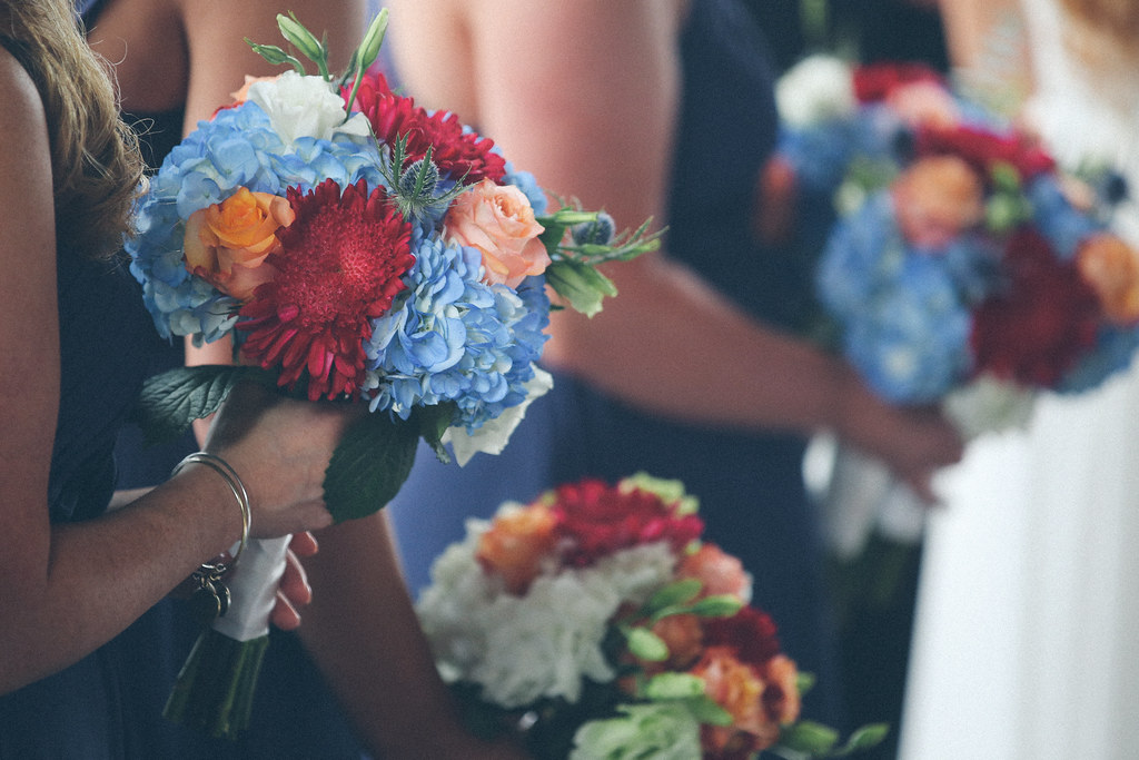Bryce Lafoon Photography l Wedding Flowers