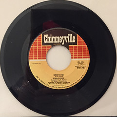 KING FLOYD:GROOVE ME(RECORD SIDE-A)
