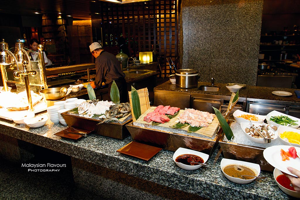 Shook Sunday Seafood Buffet Brunch