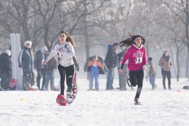 III. Tiszakécskei hófutó bajnokság