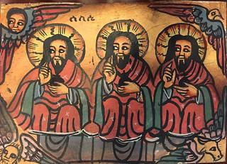 Ethiopian Orthodox Trinity