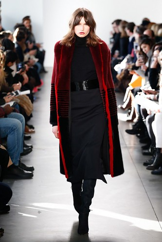 Pamella Roland Fall 2017 Ready-to-Wear