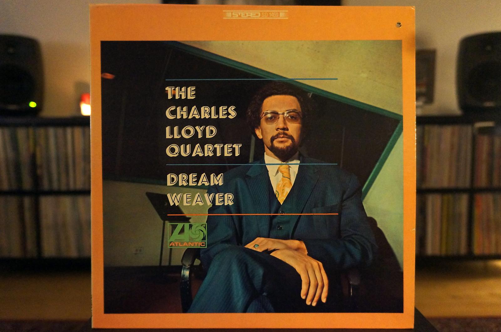 The Charles Lloyd Quartet - Dream Weaver LP