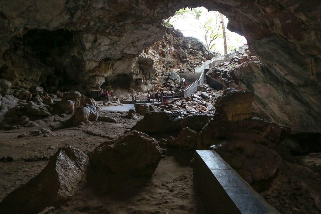borra caves - review - visakhapatnam