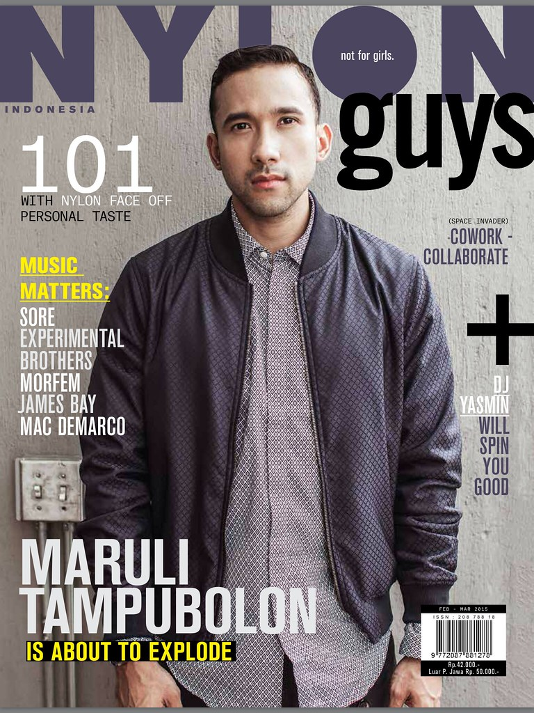 Nylon Magazine Tyovan Ari Widagdo