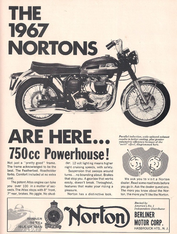 1967 Norton